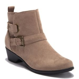 Italian Shoemakers Hills Buckle Bootie